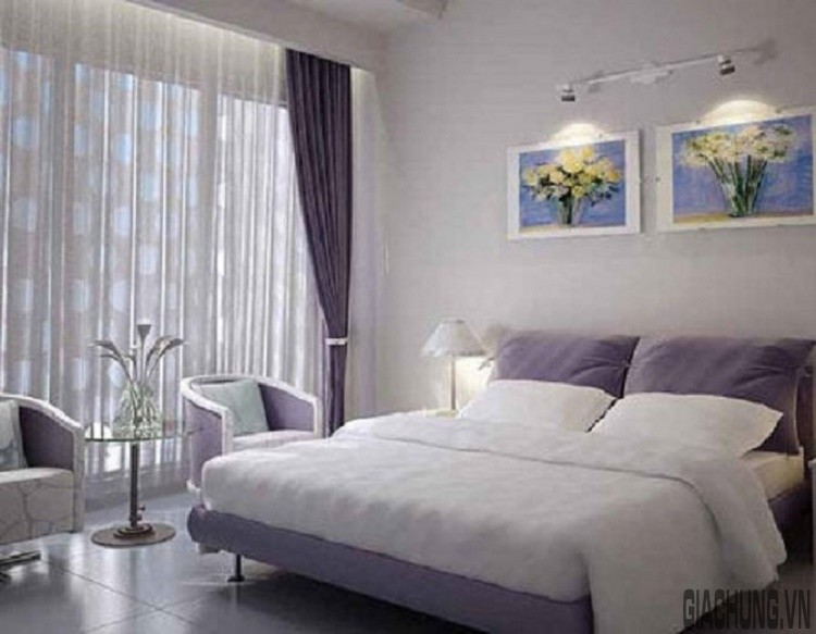 Rèm cửa là một trong những đồ trang trí nội thất đơn giản nhưng rất đẹp