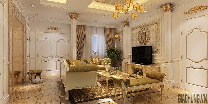 3 điều cần tránh khi sử dụng phàotrong trang trí nhà